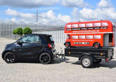 Mini-Londonbusse